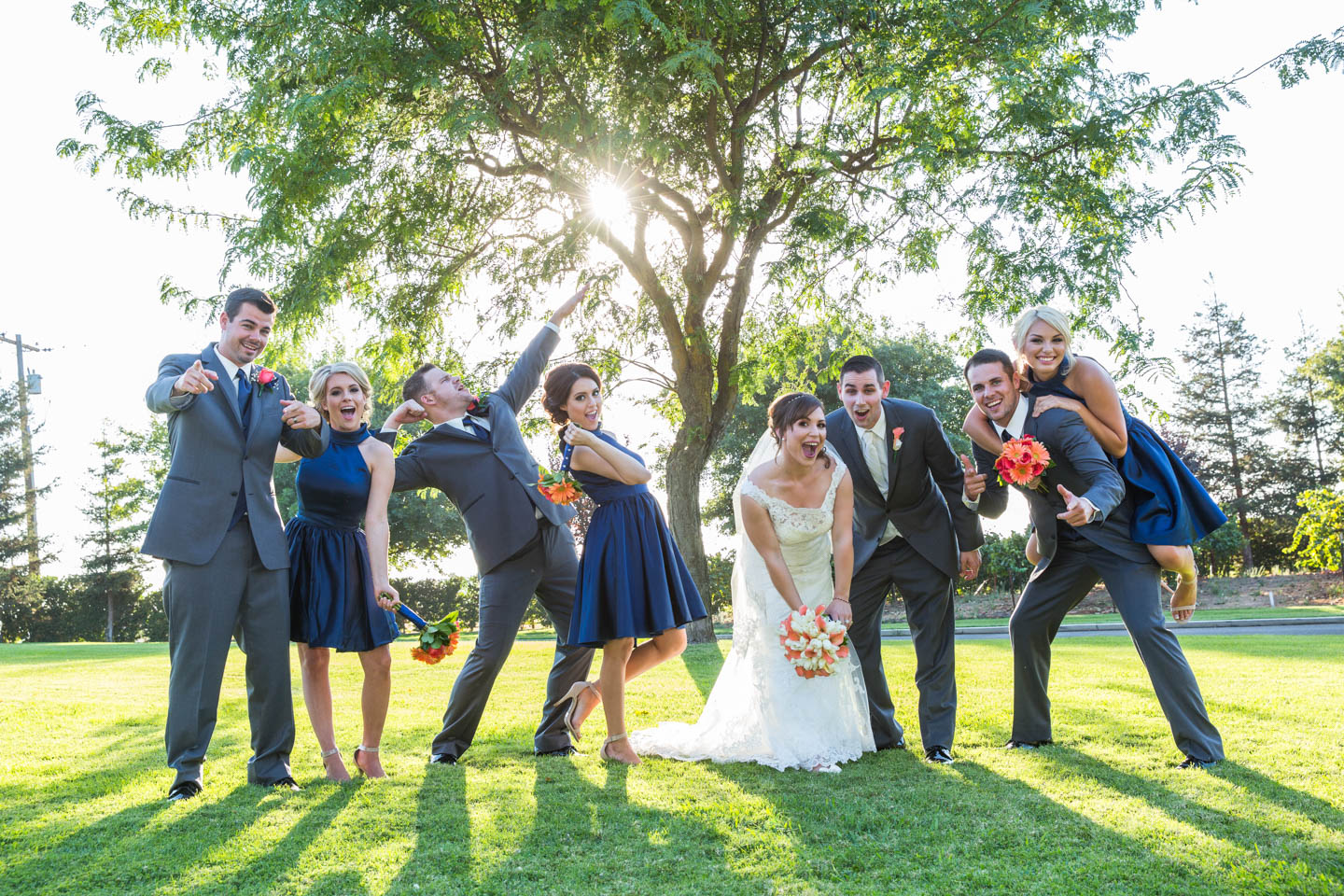 East Lake Ranch Turlock Wedding