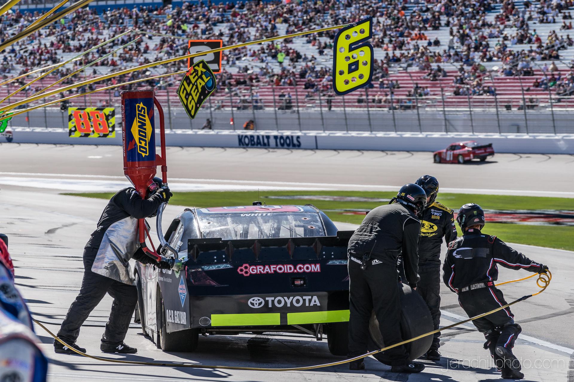 NASCAR Xfinity Series Las Vegas 2015
