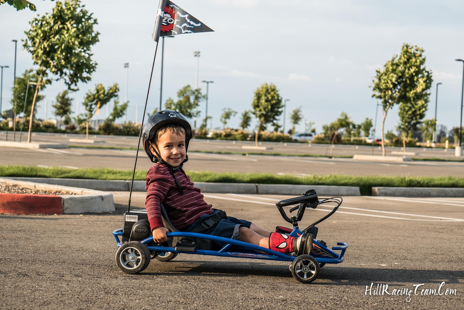 Razor Drifter Kart Racing