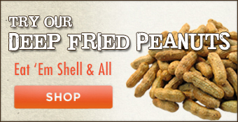 deep fried peanuts
