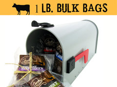 Beef Jerky of the Month Club - BIG 1 Pound Bags