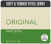 Soft and Tender Style Beef Jerky - 1 Pound Bag