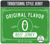 Traditional Style Beef Jerky - 1 Pound Bag