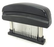48 Blade Stainless Steel Meat Tenderizer with Storage Case