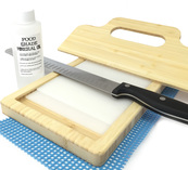 Meat Slicing Board Kit - Make Jerky Like the Pros