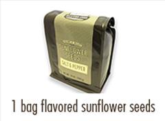 1 Free Random Sunflower Seeds