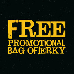 Free Promotional Bag of Jerky