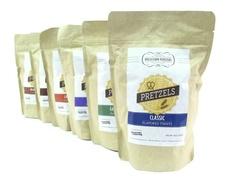 Flavored Pretzels