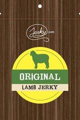 All Natural Lamb Jerky