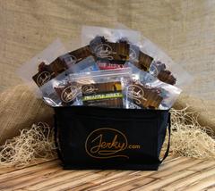 Mega Jerky Gift Cooler - 8 bags