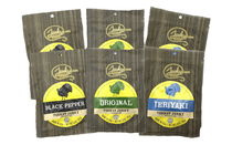 Turkey Jerky Sampler
