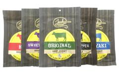 Best Beef Jerky Sampler - 5 bags
