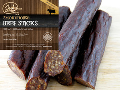 Smoked Beef Sticks