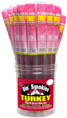 Ole Smokies Turkey Sticks Jar