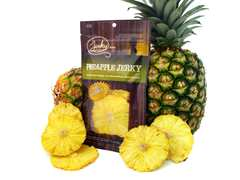 All Natural Pineapple Jerky