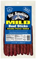 Ole Smokies Beef Sticks