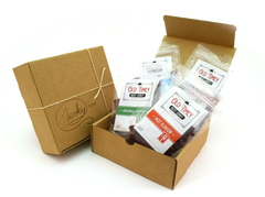 Old Timey Traditional Style Beef Jerky Gift Box