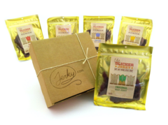 City Slicker Soft & Tender Beef Jerky Gift Box