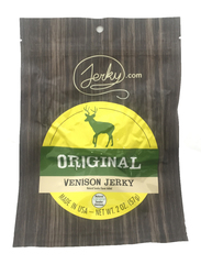 All Natural Venison Jerky Multi-Packs