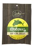 ahi tuna jerky
