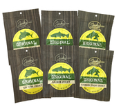 best fish jerky sampler