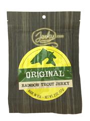 trout jerky