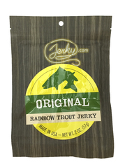 All Natural Rainbow Trout Jerky Multi-Packs