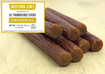 Lil' Thunder Beef Sticks (120 meat sticks)