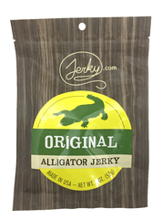 All Natural Alligator Jerky