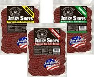 Buffalo Bills Jerky Shots (Circles) - 14 oz.