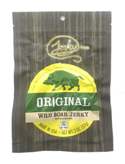 All Natural Wild Boar Jerky