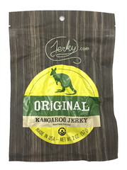 All Natural Kangaroo Jerky
