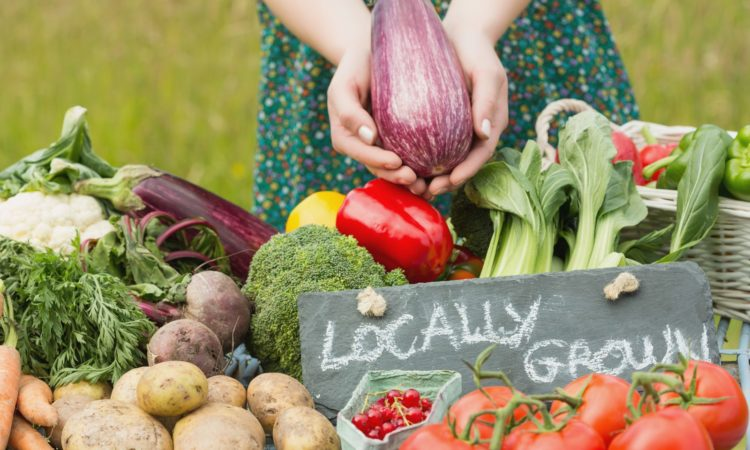Eat Local, Farm Market