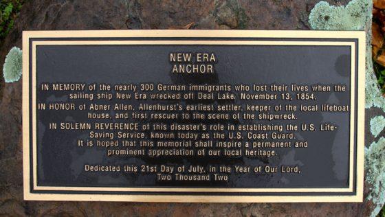 The New Era Anchor