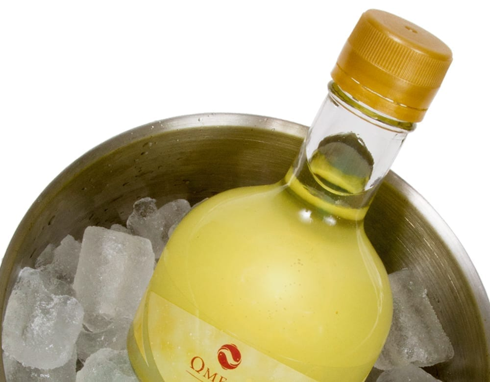 Omega Cure cod liver oil sustainably harvested