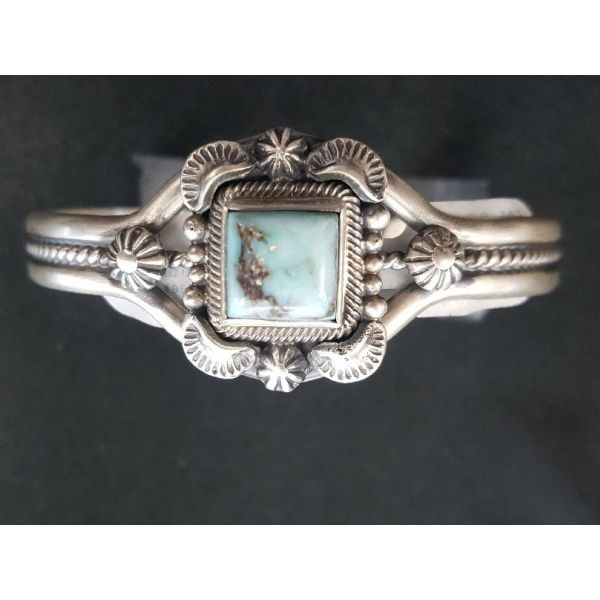 RB Dry Creek Turquoise Bracelet  Adair Jewelers  Missoula, MT