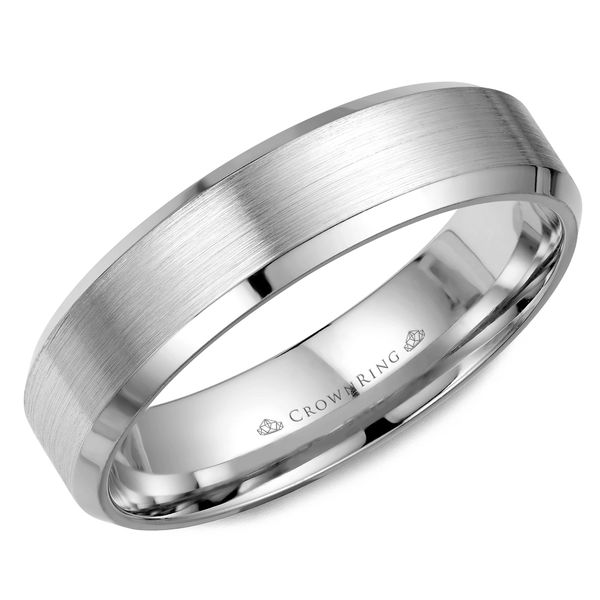 5mm 14KW M Wedding band Barron's Fine Jewelry Snellville, GA