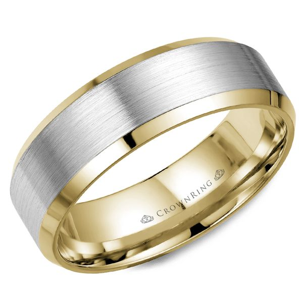 7mm 14KW M Wedding band Barron's Fine Jewelry Snellville, GA