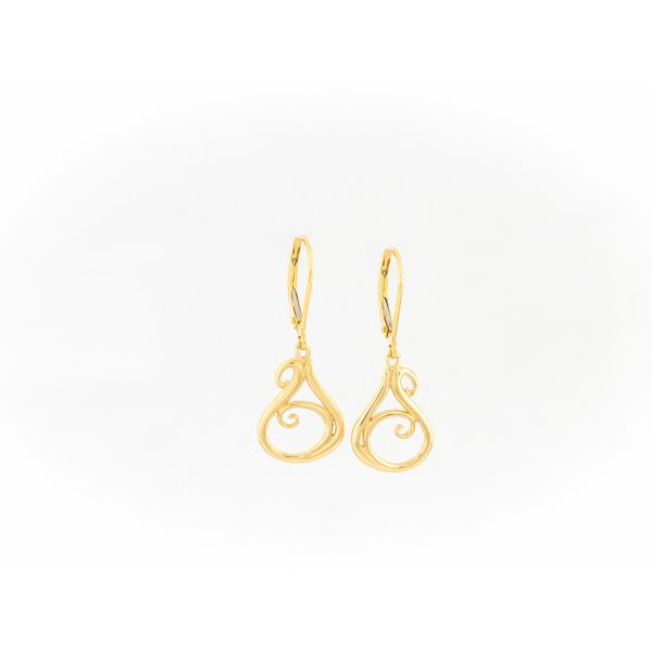 Marinka Earrings Blue Heron Jewelry Company Poulsbo, WA