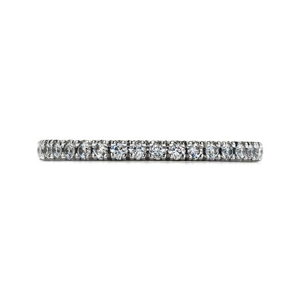 Hearts On Fire Transcend Dream Platinum Diamond Wedding Band Bremer Jewelry Peoria, IL