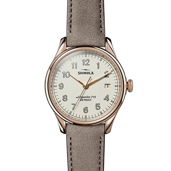Shinola The Vinton Two-Tone Watch Bremer Jewelry Peoria, IL