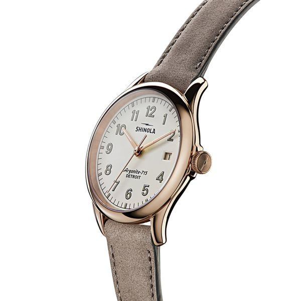 Shinola The Vinton Two-Tone Watch Image 2 Bremer Jewelry Peoria, IL