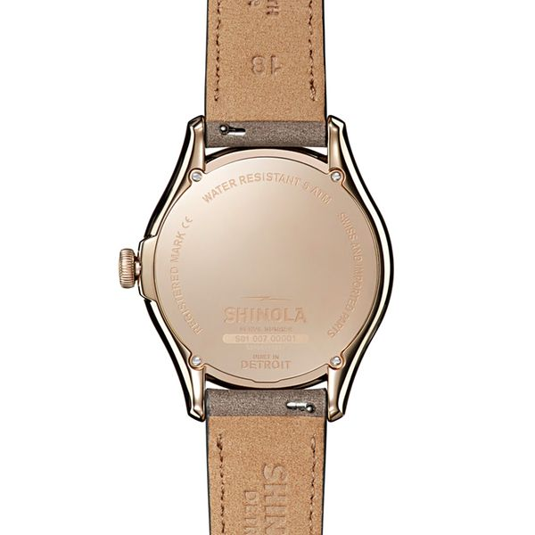 Shinola The Vinton Two-Tone Watch Image 3 Bremer Jewelry Peoria, IL