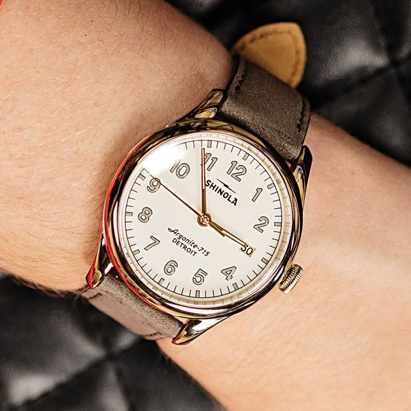 Shinola The Vinton Two-Tone Watch Image 4 Bremer Jewelry Peoria, IL