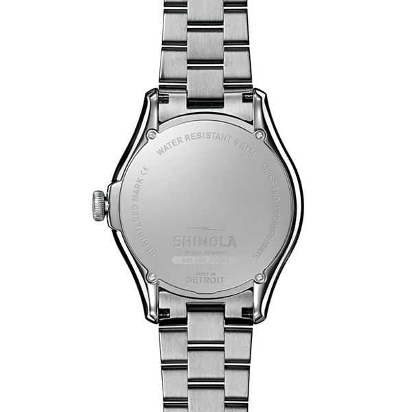 Shinola The Vinton Stainless Steel Watch Image 3 Bremer Jewelry Peoria, IL