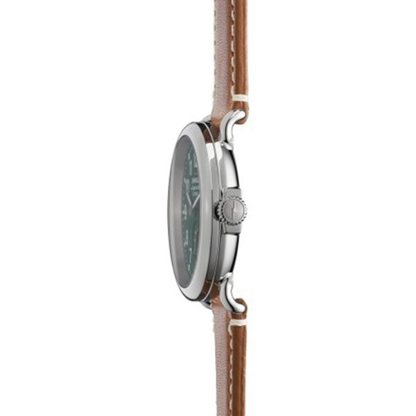 Shinola The Runwell 41mm Stainless Steel Watch Image 2 Bremer Jewelry Peoria, IL