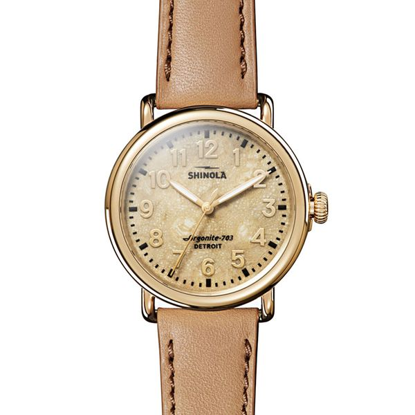 Shinola The Runwell Two-Tone Watch Bremer Jewelry Peoria, IL