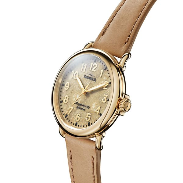 Shinola The Runwell Two-Tone Watch Image 2 Bremer Jewelry Peoria, IL