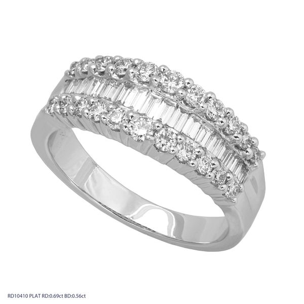 Diamond Band 1.25ctw Clater Jewelers Louisville, KY