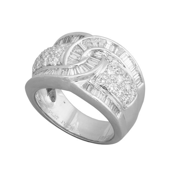 Diamond Band 1.93ctw Clater Jewelers Louisville, KY